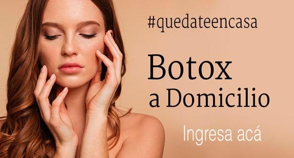 Botox a domicilio